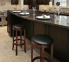 how to a kitchen island with seating setting up a kitchen island with seating