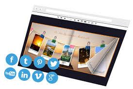 Flip Photo Album Wordpress Photo Album Plugin Maker For Online Photobook Pubilshing
