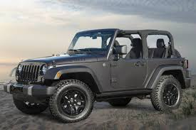 jeep wrangler 2 door sport 2016 jeep wrangler pricing for sale edmunds