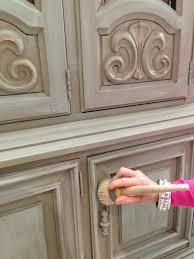 Annie Sloan Paint Kitchen Cabinets Redo Kitchen Cabinets With Chalk Paint Tehranway Decoration