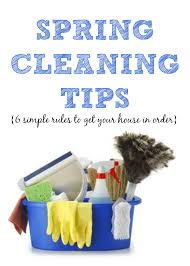 spring cleaning tips spring cleaning tips