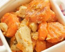 cuisiner des carottes recette de poulet aux carottes express au thermomix