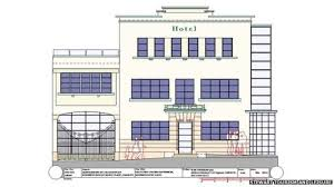 Floor Plan For Hotel Plan For 3 5m Luxury Hotel In Paisley Town Centre Bbc News