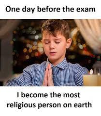 Exam Memes - dopl3r com memes one day before the exam i become the most
