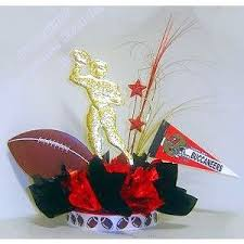 Diy Football Decorations 25 Best Diy Football Centerpiece Kits Images On Pinterest