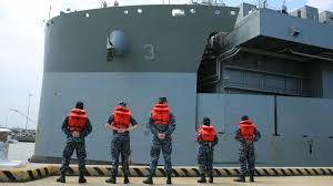 u s navy commissions uss lewis b puller