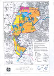 Dc Zoning Map Delhi Development Authority