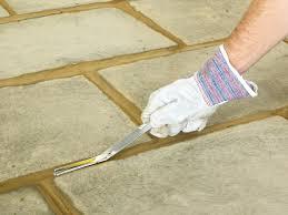 Patio Concrete Pavers by How To Lay A Concrete Paver Patio How Tos Diy