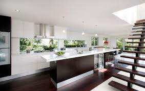 kitchens with island benches island bench colour