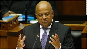 South African Cabinet Ministers Pictures South African Rand Plummets After Finance Minister Pravin Gordhan