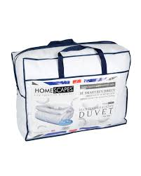 13 5 Tog Duvets Duck Feather And Down 13 5 Tog Duvet Homescapes