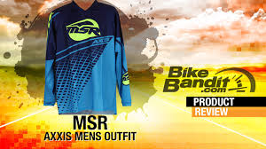 msr motocross boots msr axxis men u0027s motorcycle gear combo at bikebandit com youtube