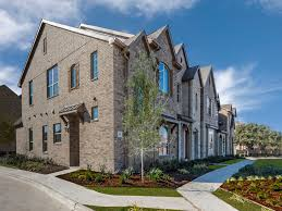 richardson homes townes of buckingham new townhomes in richardson tx 75081