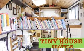 seattle woman builds designs her own tiny house
