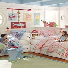 great ideas for shared kids bedrooms heads together