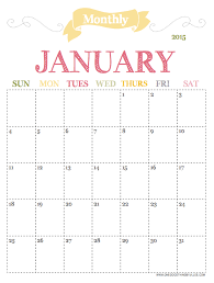 printable 12 month planner 2015 33 of our best organizing tips and free printable planners