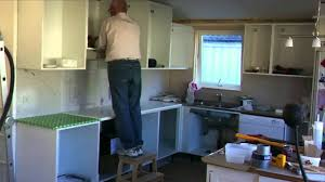how to remodel your ikea kitchen in 4 5 minutes time lapse youtube