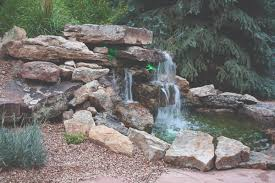 building a waterfall in your yard u2013 roaring fork lifestyle magazine