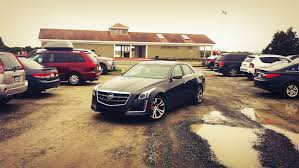 2014 cadillac cts vsport review 2014 cadillac cts v sport review performance credentials intact