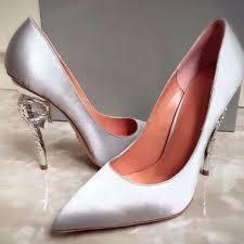 burgundy wedding shoes burgundy silver gold chagne grey blue green satin bridal