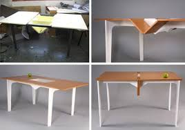 extendable dining room table gh very interesting if this fold was done 2 4 times over the