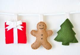 are felt christmas decorations the uk u0027s favourite create