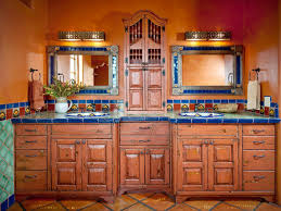 Mexican Tile Backsplash Kitchen by Mexican Inspired Bathroom Google Search Homes Pinterest