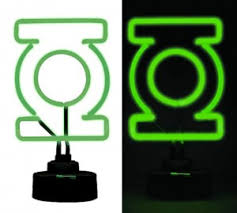 green lantern neon light green lantern and the flash neon signs for dc comics fans