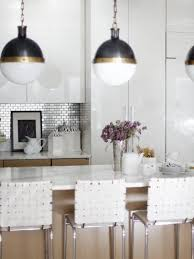 white backsplash for kitchen kitchen backsplashes hgtv