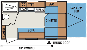2016 spree escape ultra lightweight travel trailer floorplans