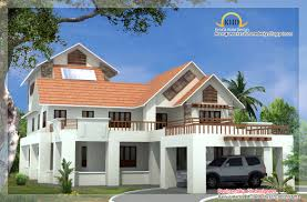 3 story homes beautiful luxury story home elevation kerala home building plans