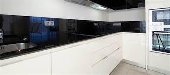 credence cuisine en verre credence cuisine en verre design 5 stab particuliers verre miroir