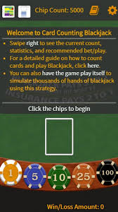 Counting Cards Blackjack How To Bet Card Counting Blackjack Free Android Apps On Play