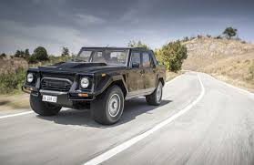lamborghini jeep lm002 before the urus there was the lm002