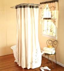 shower curtain with valance magnificent matching shower and window curtains curtain valance regarding shower curtain with