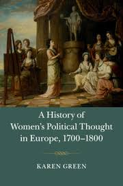 E Melzer Leslie W Rabine Rebel Daughters Ethnicity A History Of S Political Thought In Europe 1700 1800 By