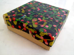 Decoupage Box Ideas - decoupage gift box easy decoupage easy gift box craft