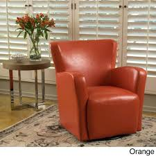 Black Leather Accent Chair Chairs Small Leather Accent Chairs Indoor Club Chair With Arms