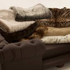 fur throws for sofas silky soft faux fur throws luxury dog blankets
