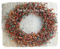 berry wreath sedona sunset mixed berry wreath southwest wreath teal