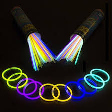 glow sticks in bulk glow sticks bulk 200 count 8 partysticks premium light sticks