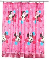 minnie mouse shower curtain ebay