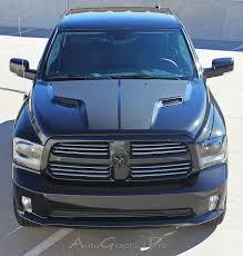 Dodge Dakota Truck Decals - 2009 2018 dodge ram