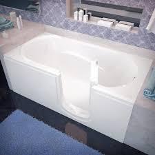 kohler elevance 60 x 34 air bathtub wayfair