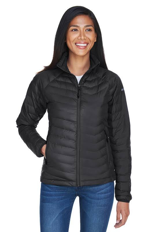 Columbia 1737001 Oyanta Trail Insulated Jacket in Black