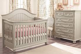 light gray nursery furniture nantucket collection echelon furniture 4 in 1 conversion crib in