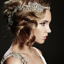great gatsby hair accessories fascinators for hair the blushing 2013 wedding trend