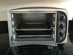 Under Counter Toaster Oven Walmart Amazon Com General Electric Convection Toaster Oven Kitchen U0026 Dining