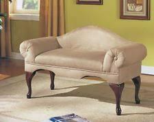 Bedroom Sofa Bench Bedroom Microfiber Sofas Loveseats U0026 Chaises Ebay