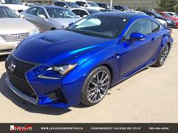new lexus rcf new ultrasonic blue 2015 lexus rc f performance package review